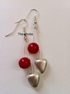 £5 Beautiful Earrings, Drop Earrings, Jewelry, Fashion, Moda, Jewlery, Jewerly, Fashion Styles, Schmuck