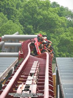 Firehawk | Kings Island | USA