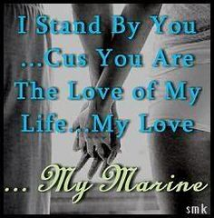 images on Photobucket Marine Girlfriend Quotes, Navy Girlfriend, Military Girlfriend, Military Spouse, Usmc Love, Marine Love, Military Love, Military Quotes, How Lucky Am I