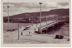 Drammen 1930-tallet Mittet