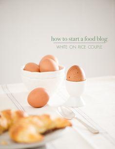 Food Blogging Basics & Tools: How to start - White on Rice Couple