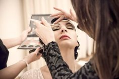 Gallery | Miss Wedding Design, make up anni 20, vintage style, gold, black