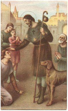 14 meilleures images du tableau Saint Roch | Italia, Saints