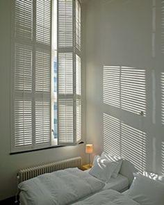 Shutter Fensterläden Holzjalousien | Knutzen Wohnen