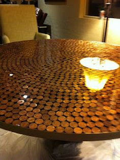 Penny Table top... awesome!