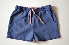herzekleid: Sachensucher-Shorts (Probenähen?)