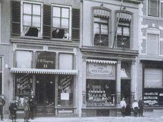 shops in Deventer in the olden days