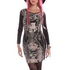 OMG! Dress  Iron Fist Clothing  IF Ladies  ironfistclothing.com