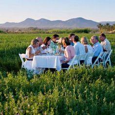 Dinner Al Fresco Anywhere In Cochise County Arizonasunshinetours Sierra Vista