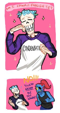 Papyrus being kawaii it's a joke where Japanese people put random ass English words on a shirt thinking it's aesthetic Undertale Cute, Undertale Fanart, Undertale Comic, Undertale Memes, Frisk, Toby Fox, Underswap, Indie Games, Bad Timing