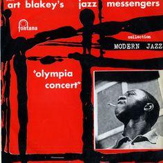 All that Jazz:  Art Blakey's Jazz Messengers 1958 - Paris Olympia