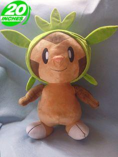 Pokemon Chespin Plush Doll PNPL8151
