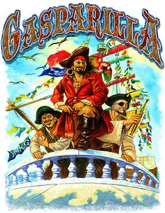 Gasparilla is Coming to Tampa This Month