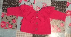 """JERSEY ROSA FUCSIA TALLA 9 MESES CON CUELLO          Materiales      Lana marca STOP """"UNICO"""" color fucsia (color 36, tintadas 11291)  Aguj... Knitting For Kids, Baby Knitting, Amelia, Knit Crochet, Rompers, Sweaters, Dresses, Blog, Youtube"""