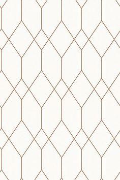 Grösseninfo: Rollenformat: 10,05 m x 0,53 m Details: - Ein feines grafisches Muster in edlem Gold auf weißem Grund sind dezenter, wie moderner Hingucker an deiner Wand. - Die Tapete ist gut licht- und hoch waschbeständig und restlos trocken abziehbar. - Das Muster der Tapete wiederholt sich nach 26 cm. - Der Artikel trägt das Gütezeichen RAL der Gütegemeinschaft Tapete e. V., das definierten technischen und gesundheitlichen Qualitätsanforderungen entspricht.