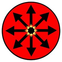 Image detail for -chaos arrows this discordian symbol of chaos exploding in all ...