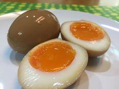 運用大同電鍋,省去顧火又怕爆蛋的麻煩,三個步驟就能輕鬆完成美味的糖心蛋。