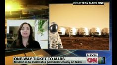 The Mars One project wants to colonize the red planet, beginning in 2022. More than 100,000 people are eager to make the 1 way trip to Mars.  The astronauts will undergo a required eight-year training in a secluded location. So cool!
