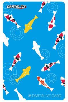 DARTSLIVE CARD #025 017