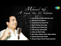 ▶ Best of Mohammad Rafi Songs Vol 1 | Mohd. Rafi Top 10 Hit Songs | Old Hindi Songs - YouTube