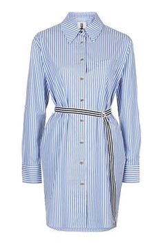 **Dorney Shirt Dress By Unique
