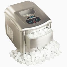 Shop Whynter SNO Stainless-Steel Portable Ice Maker at CHEFS.