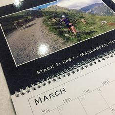 I woke up yesterday morning to a surprise present beside my bed ... a calendar featuring photos from my trip to Europe for the #TransAlpineRun! Now I get to re-live my amazing adventure every month next year thanks to my amazing & thoughtful husband  #iloveyou #calendar #bibchat #running #photos #memories #besthusbandever