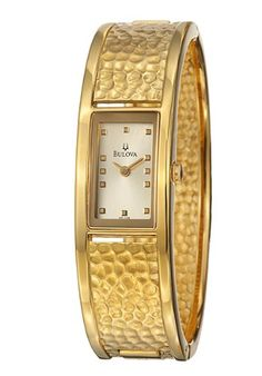 Bulova Womens 97L108 Cuff Champagne Dial Watch Price check Go to amazon storeReviews Read Reviews to amazon storeBulova Women s 97L108 Cuff Champagne Dial Watch 299 00 109 44 1 Eligible for FREE Super Saver Shipping See Visually Similar Items