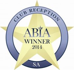 ABIA 2014 Club Reception Winner   #Wedding #Adelaide #Bride #WeddingCeremony #WeddingVenue #Glenelg #GlenelgGolfClub
