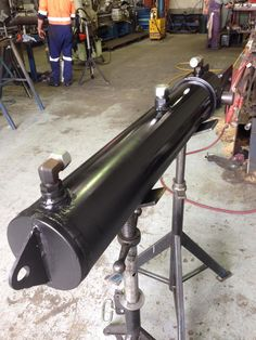Do you need dependable Hydraulic Cylinder services in Melbourne? Call the experienced experts at JAM Hydraulic on 6369 for a free quote. Hydraulic Cylinder, Desk Lamp, Engineering, Melbourne, Quote, Free, Quotation, Office Lamp, Qoutes