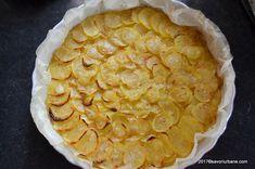 Cartofi gratinati cu unt topit - Pommes Anna | Savori Urbane Unt, Potatoes, Desserts, Food, Recipes, Tailgate Desserts, Deserts, Potato, Essen