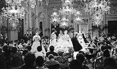 prima sfilata moda italiana 1951 - Google Search