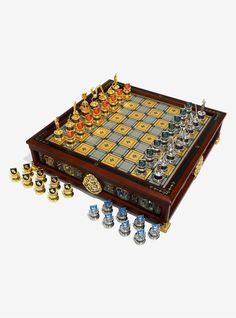 Ready to play Quidditch? | Harry Potter Quidditch Chess Set