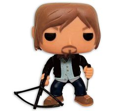 The Walking Dead Pop! Vinyl Figur Biker Daryl. Hier bei www.closeup.de