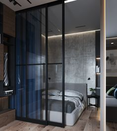 Studio Apartment Floor Plans, Small Room Design, Shop Front Design, Diy Bedroom Decor, Home Decor, Apartment Design, My Dream Home, Wall Design, Home Interior Design