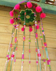 Unique wind chimes-outdoor wind chimes-garden wind chime-glass
