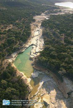 Canyon Lakes Gorge (Texas)
