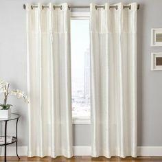 Odessey Grommet Curtain Cream - 935CIVIC270GTAUL 054095