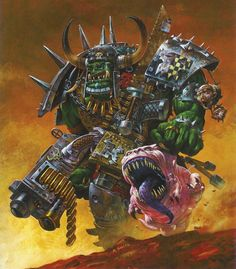 Favorite Piece Of 40k Art | Page 22 | Warhammer 40,000: Eternal Crusade - Official Forum