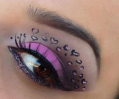 glitter Eye Makeup Designs | ... here eye makeup design amazing eye makeup ideas picture gallery