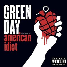 Green Day - American Idiot - 2004 ❤ liked on Polyvore featuring green day, backgrounds, bands and music