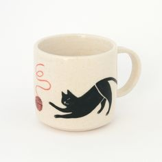 Image of Cat Mug