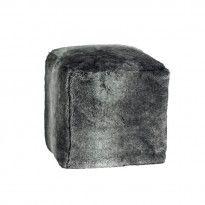Timberwolf's floor cushion