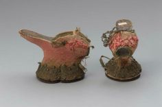 16th Century Chopines | American Duchess: Chopines - Platforms of the Past