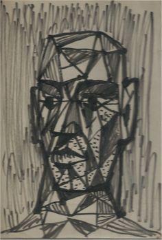 01-65.jpg (956×1414)  Соостер Юло. Портрет.