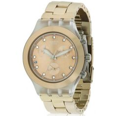 6c99c1c0d42e Swatch Full Blooded Brown Watch