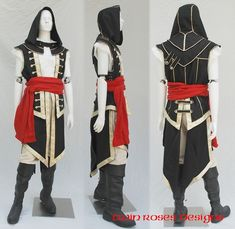 Custom ordered costume inspired by a character from Assassin's Creed IV. Description from twinrosesdesigns.com. I searched for this on bing.com/images