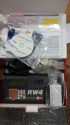 SILCA RW4 - Transponder device