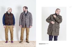 EASTLOGUE FALL/WINTER 2013 COLLECTION