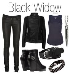 Avengers Style: Black Widow                                                                                                                                                                                 More